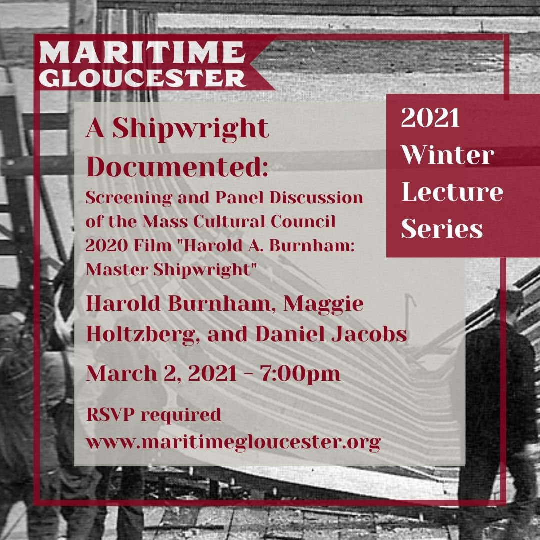 A Shipwright Documented | Maritimegloucester