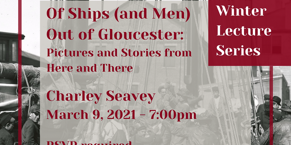Of Ships (and Men) Out of Gloucester
