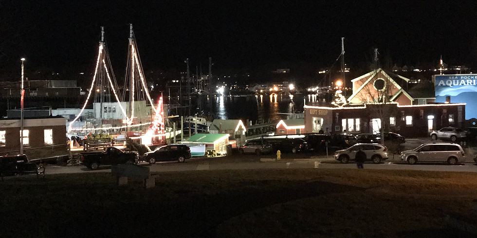 Deck the Docks - Artists' Reception