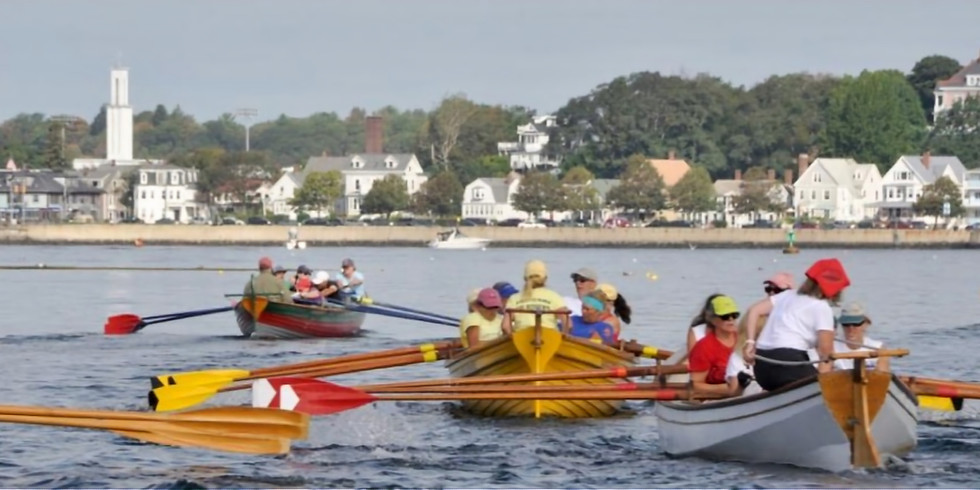 Gloucester Harbor Race