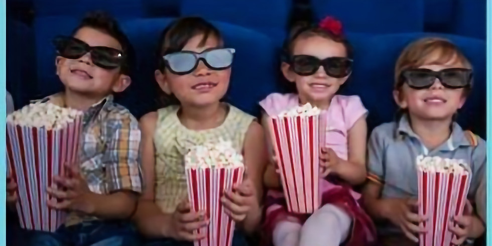 Free Family Movie and Craft Day