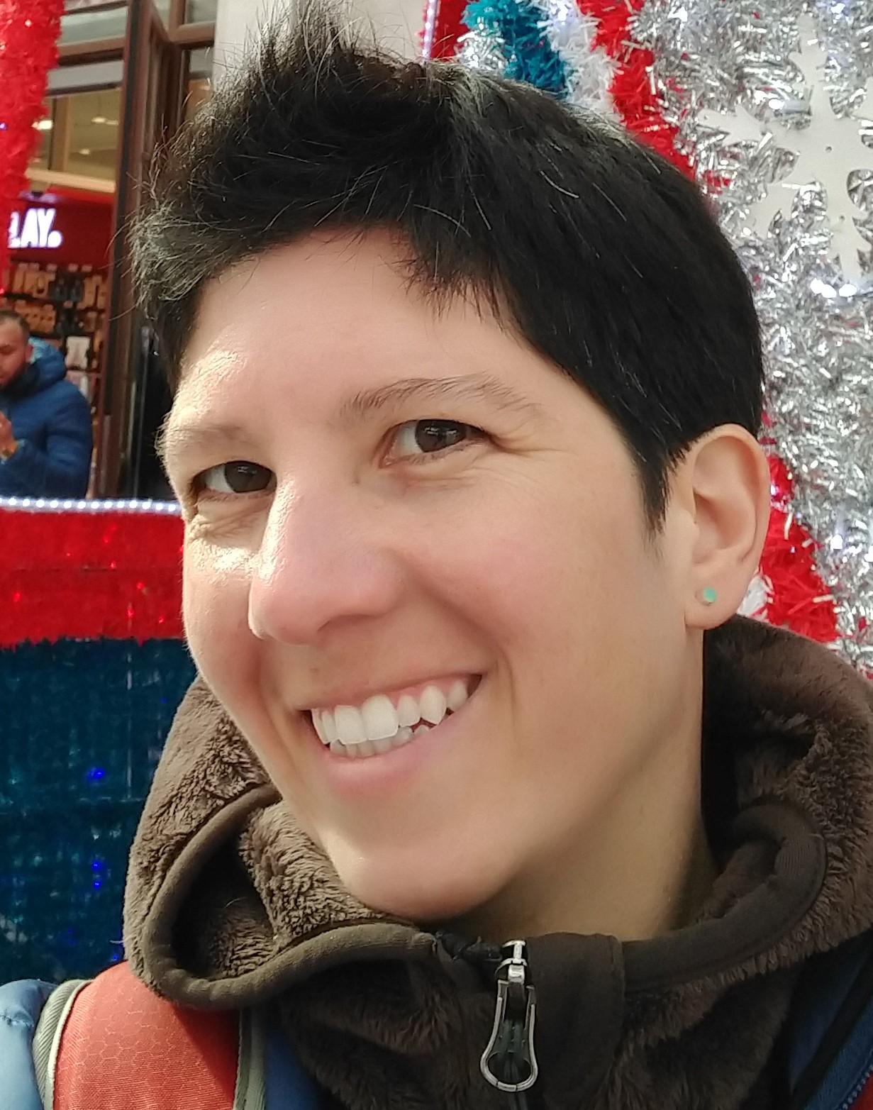 Portrait Cornelia Baruffa