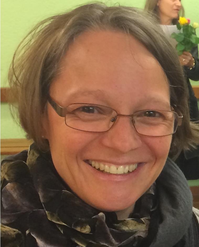 Susanne Tremp / Fürbitterin