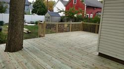 New Deck Progress