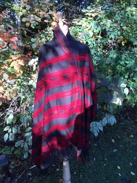 Kulu valley shawl