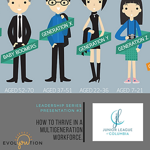 How to thrive in a multigeneration workf