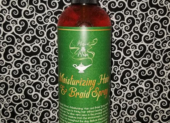 Moisturizing Hair & Braid Spray