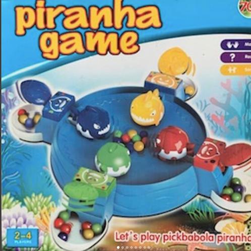 piranha game