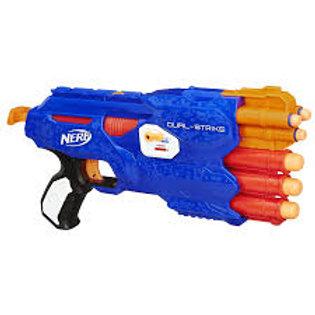 Nerf Gun Dual Strike