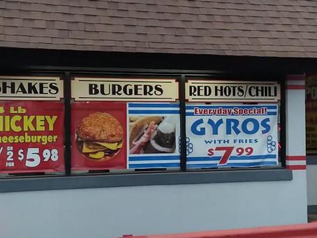 CHI-TOWN EATZ!: Mickey's Gyros & Ribs