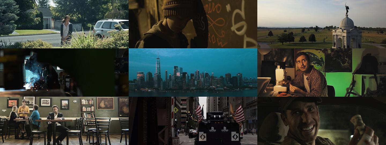 2020 Film Director Demo Reel by Levi Jensen