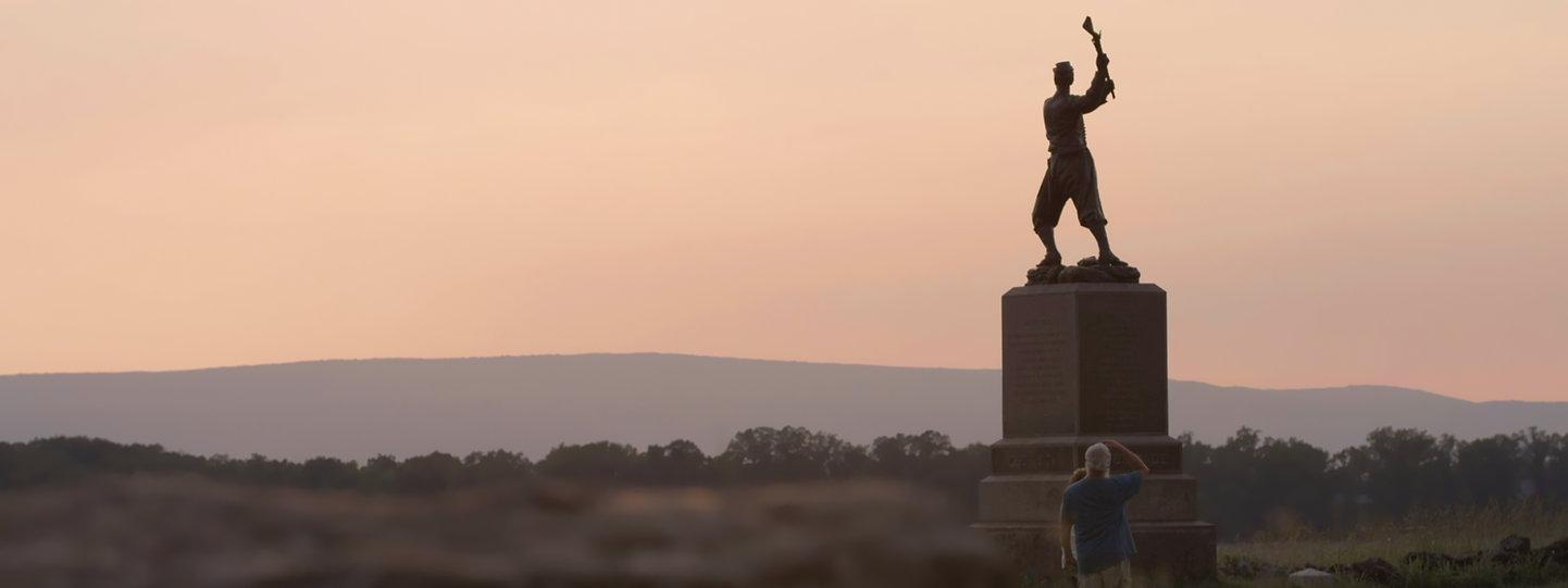 Finding Unity in Gettysburg - Documentay by Levi Jensen