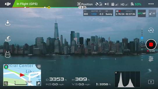 Licensed Drone Op | New York City