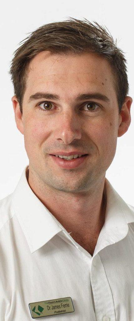 Mr James Ferrie