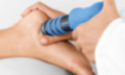 Shockwave Therapy Heel Pain