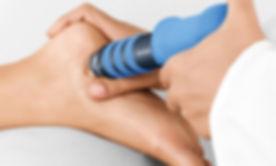 Shockwave therapy plantar fasciitis