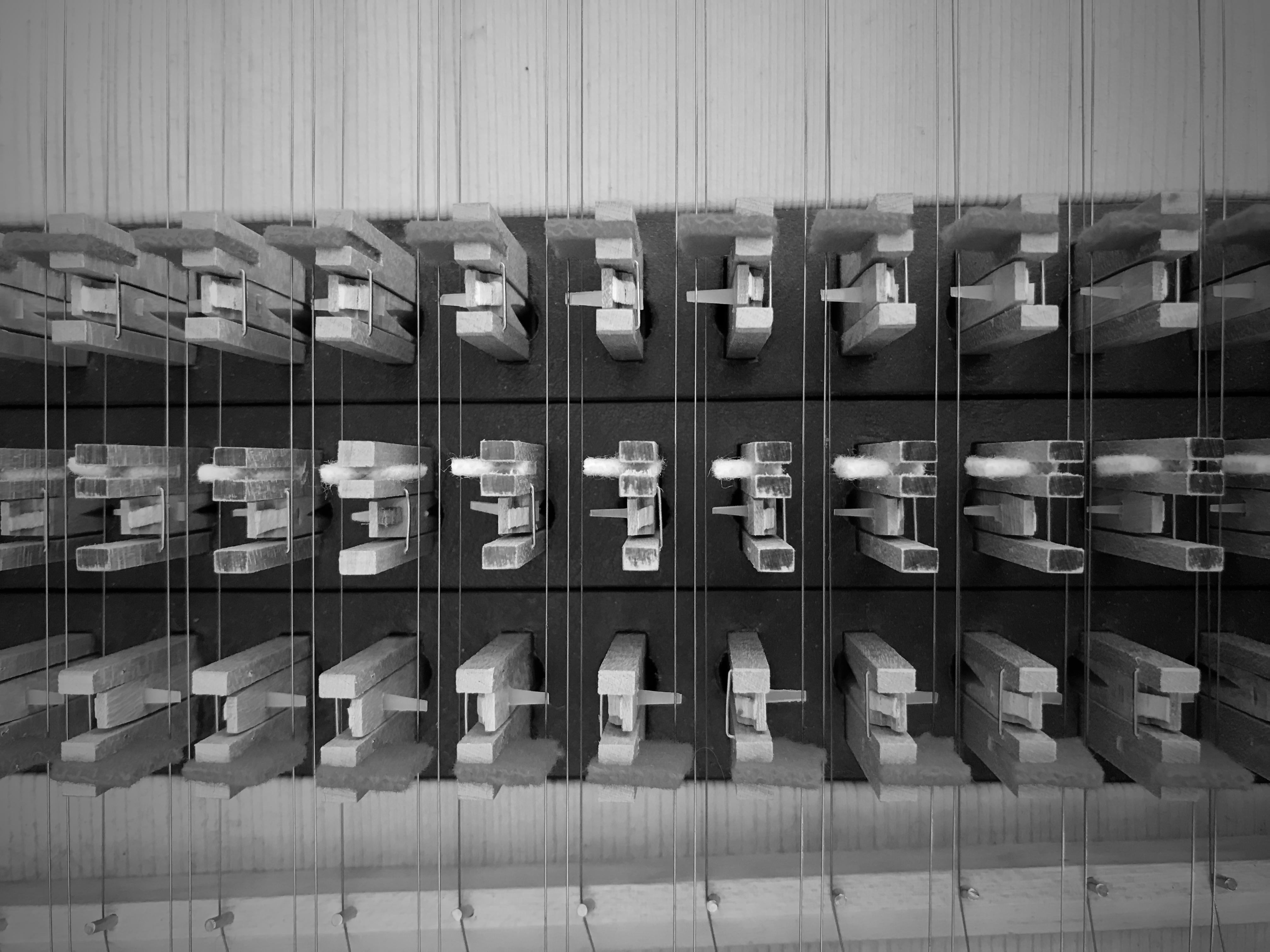 harpsichord jacks