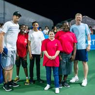 Legends Tennis Tournament Camana Bay