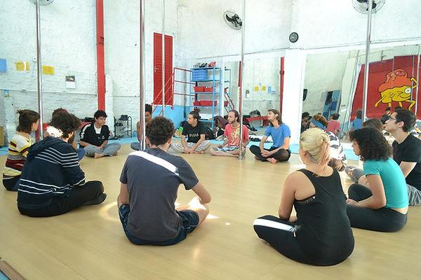 Aluguel de espaço paa oficins, workshops e aniversários no circo em BH