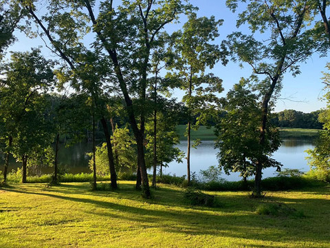 The Lakeside Park