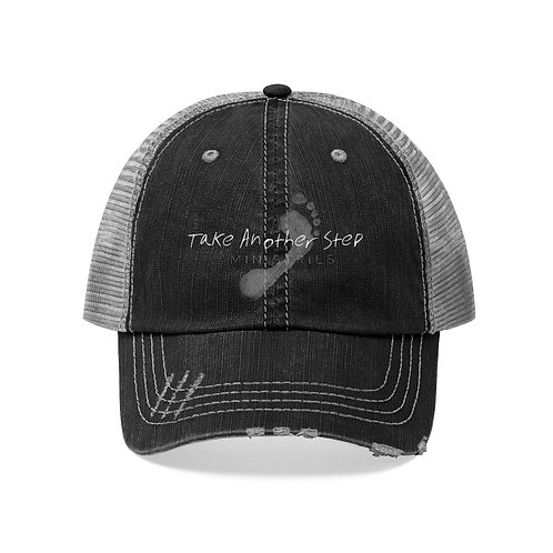 Take Another Step Unisex Trucker Hat