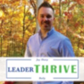 Jay Sharp LeaderTHRIVE Daily