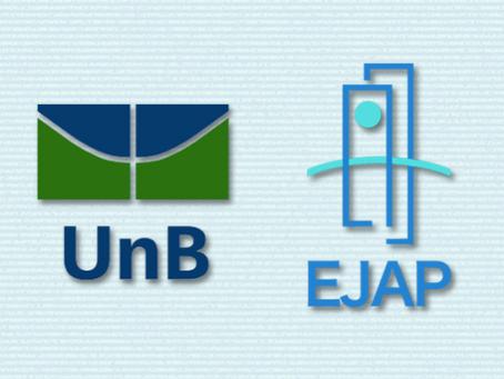 EJAP e UNB lançam o edital de Mestrado