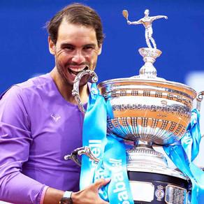 Barcelona: Nadal's Twelve