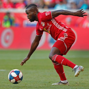That Time Kemar Lawrence Was Off to TFC