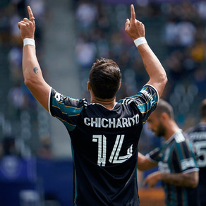 That Time Chicharito Lit Up the League