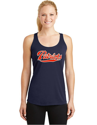 "Women's Tank Top ""Patriots"" (Navy)"