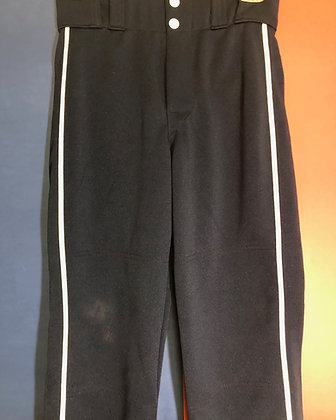 Pants (Navy w/white piping)