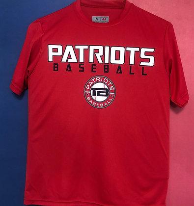Parent/Practice Shirt (Red)