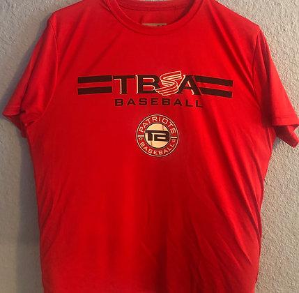 Parent/Practice Shirt (Red) #FIELDWORK