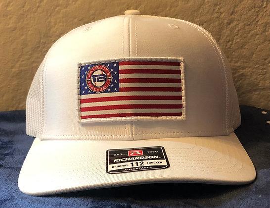 """Hat """"Crest Flag"""" (Snapback)"""
