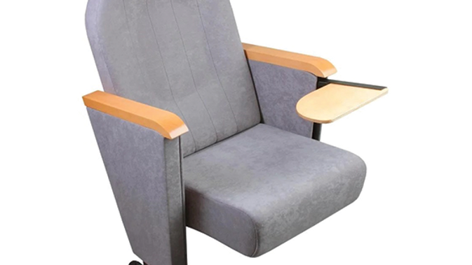 Rotation chair with board