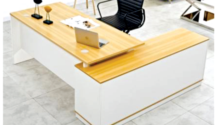 Director Office+ Side + Drawer Unit