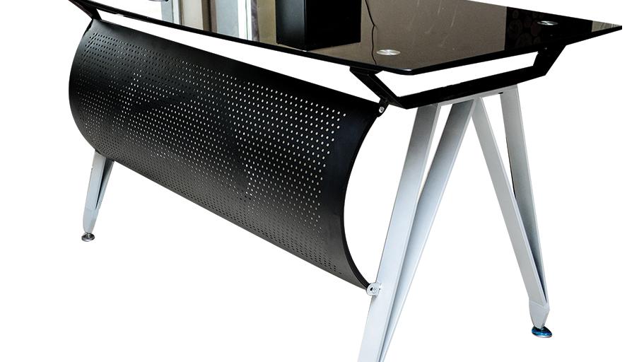 Securit Glass Desk