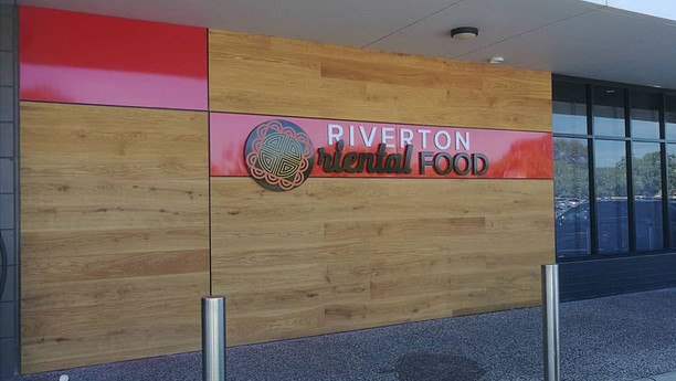 Riverton Oriental Food