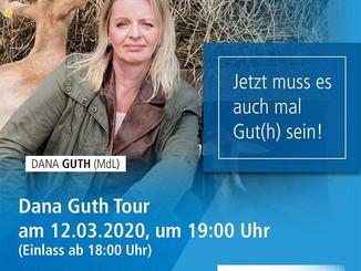 Dana Guth Tour