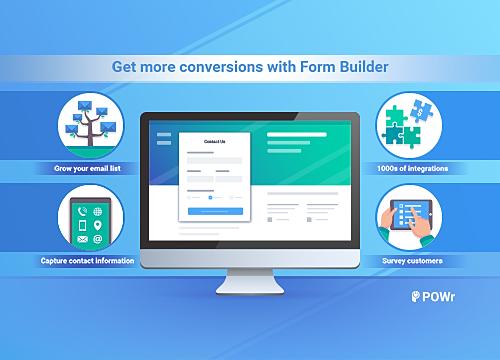 Form Builder Plus+ Overview | WIX App Market | Wix com