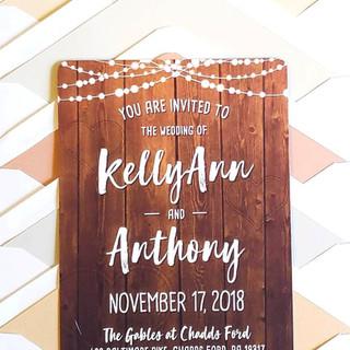 KELLY + ANTHONY