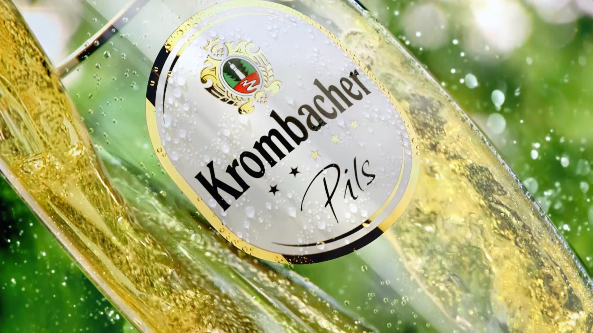 Krombacher TVC