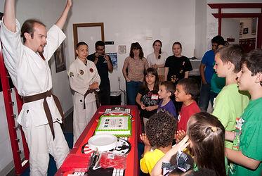 Great birthday parties