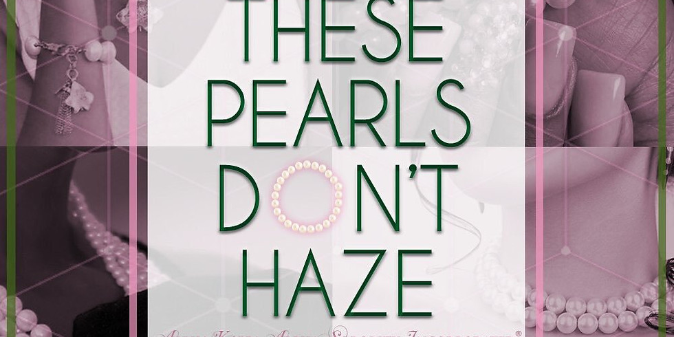 These Pearls Don't Haze and you shouldn't either 15 points