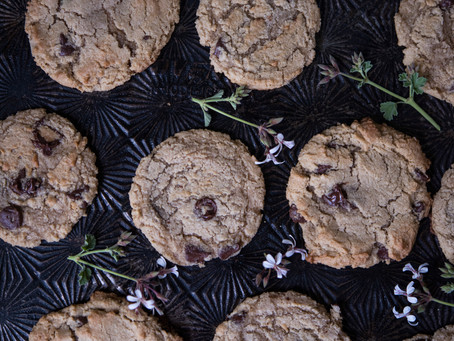 KUWL Chocolate Chip Cookies