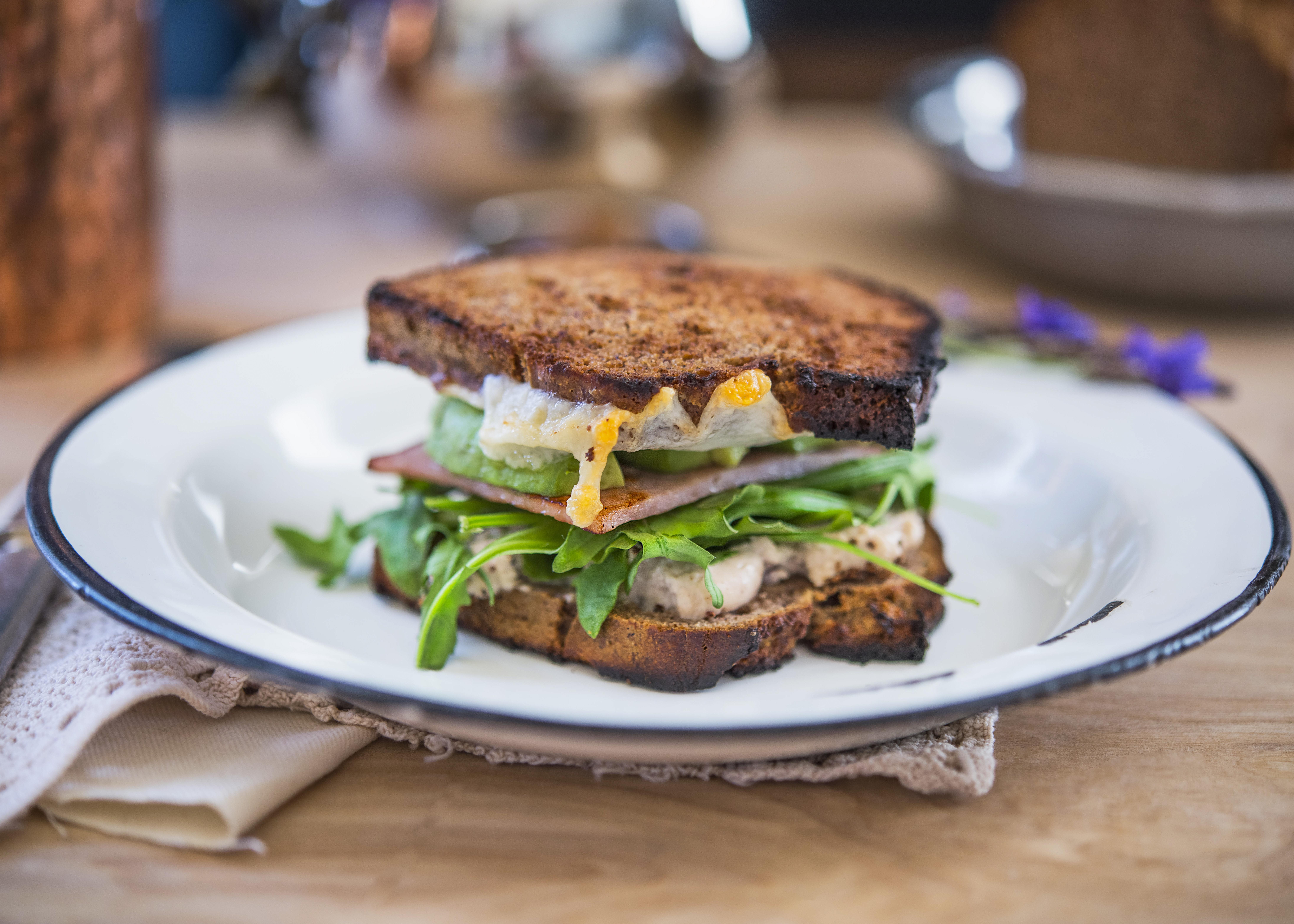 Kuwl Sandwich bread 1