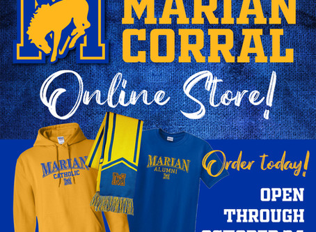 Marian Catholic Corral Online Store