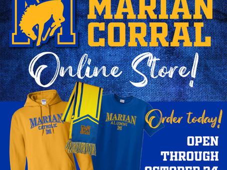 Marian Catholic Corral Online Store