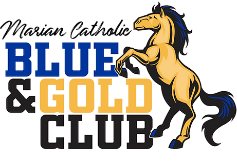 Marian Catholic Blue & Gold Club.png